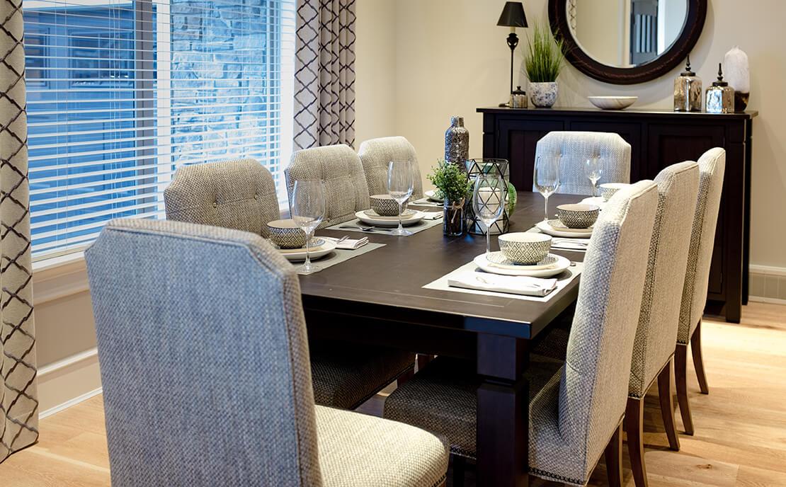 Dining Room Renovation Interior Design